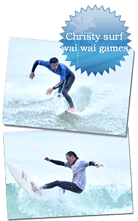 WaiWai Games!